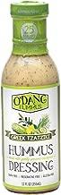 O'Dang Hummus Greek Tzatziki Dressing 12 oz (Pack of 3)