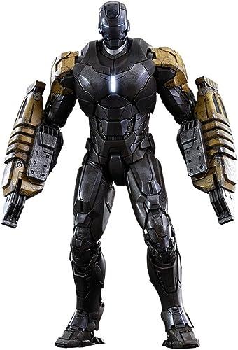 Hot Toys Marvel Iron Man 3 Iron Man Mark XXV Striker 1 6 Scale Figure by Hot Toys