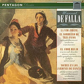 De Falla: La Vida Breve - El Sombrero de Tres Picos - El Amor Brujo - Noches En Los Jardines De Espana