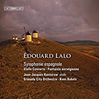 Lalo: Works for Violin & Orchestra by Kantorow