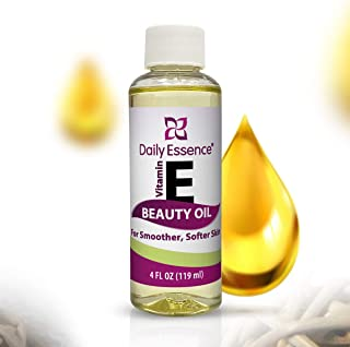 Daily Essence Vitamin E Beauty Oil, 4 Oz
