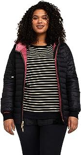 Fiorella Rubino : Piumino Reversibile Bicolore Donna (Plus Size)