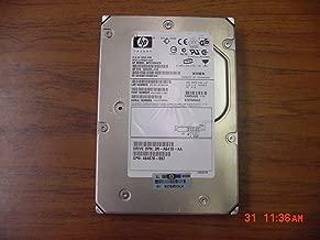 HP 360209-010 HP 72GB 15K SCSI Wide U320 Hard Drive BF0728A4CB + Tray (360209010)