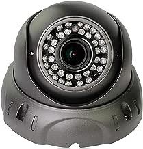 Zoom Varifocal 2.8~12mm Lens HD IP Camera 1080P H.265 POE Onvif p2p Indoor Waterproof Dome 42led Security Gray White ipcam,SC2235,2.8-12mm(Manual)