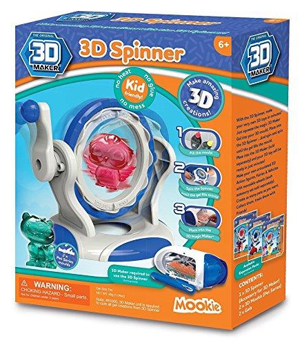3D Maker 3D Spinner