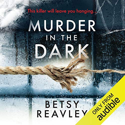 Murder in the Dark audiobook cover art