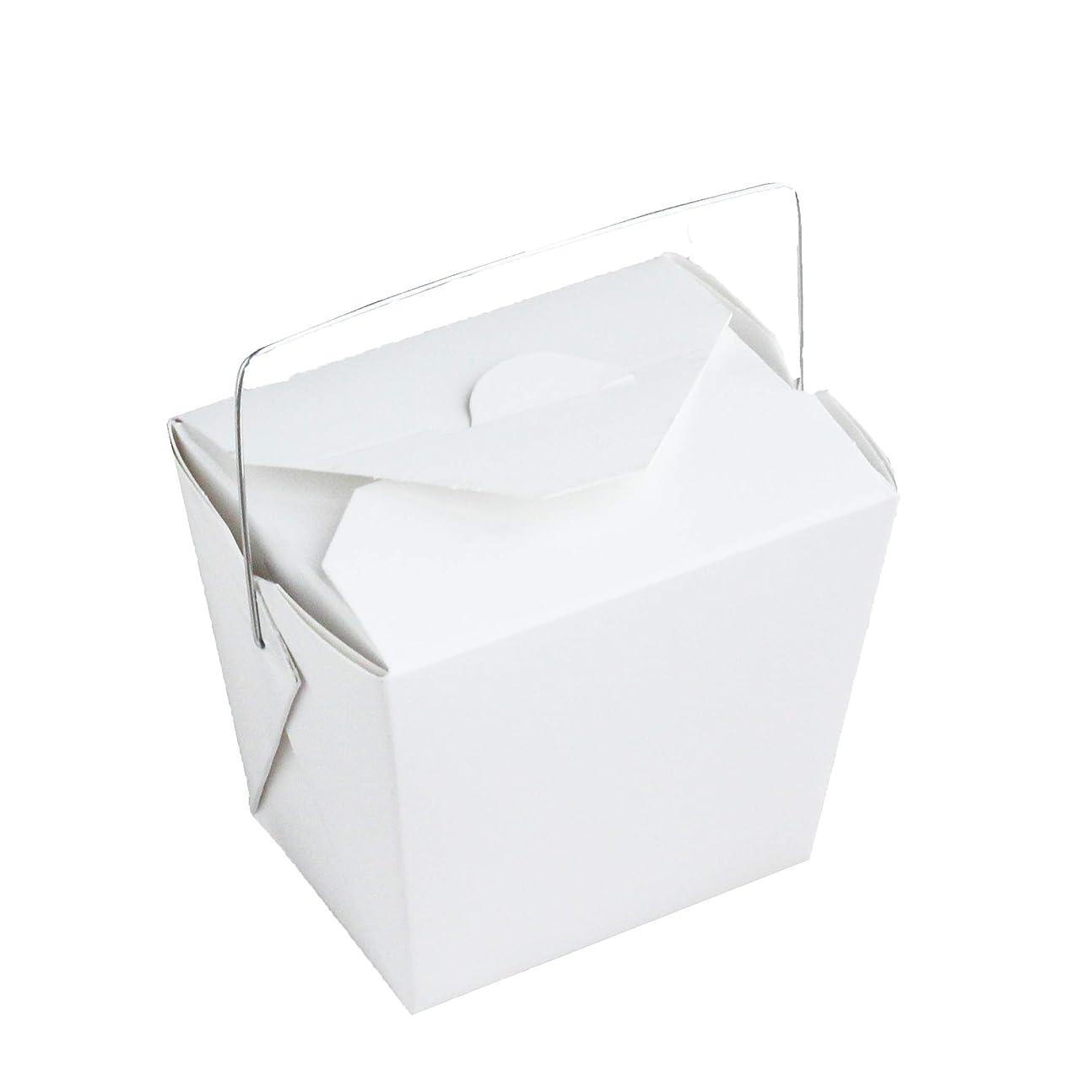 デマンド超越するセイはさておき手作り石けん用 ワイヤー取っ手付きホワイトペーパー型 10個