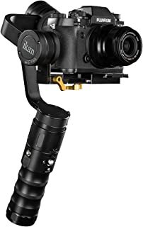 Ikan MS-PRO Beholder 3-Axis Gimbal Stabilizer with Encoders Black