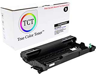 TCT Premium Compatible Drum Unit Replacement for Brother DR-630 DR630 Black Works with Brother HL-L2300D L2360DW L2365DW L2380DW DCP-L2500D L2540DN MFC-L2700DW L2740DW Printers (12,000 Pages)