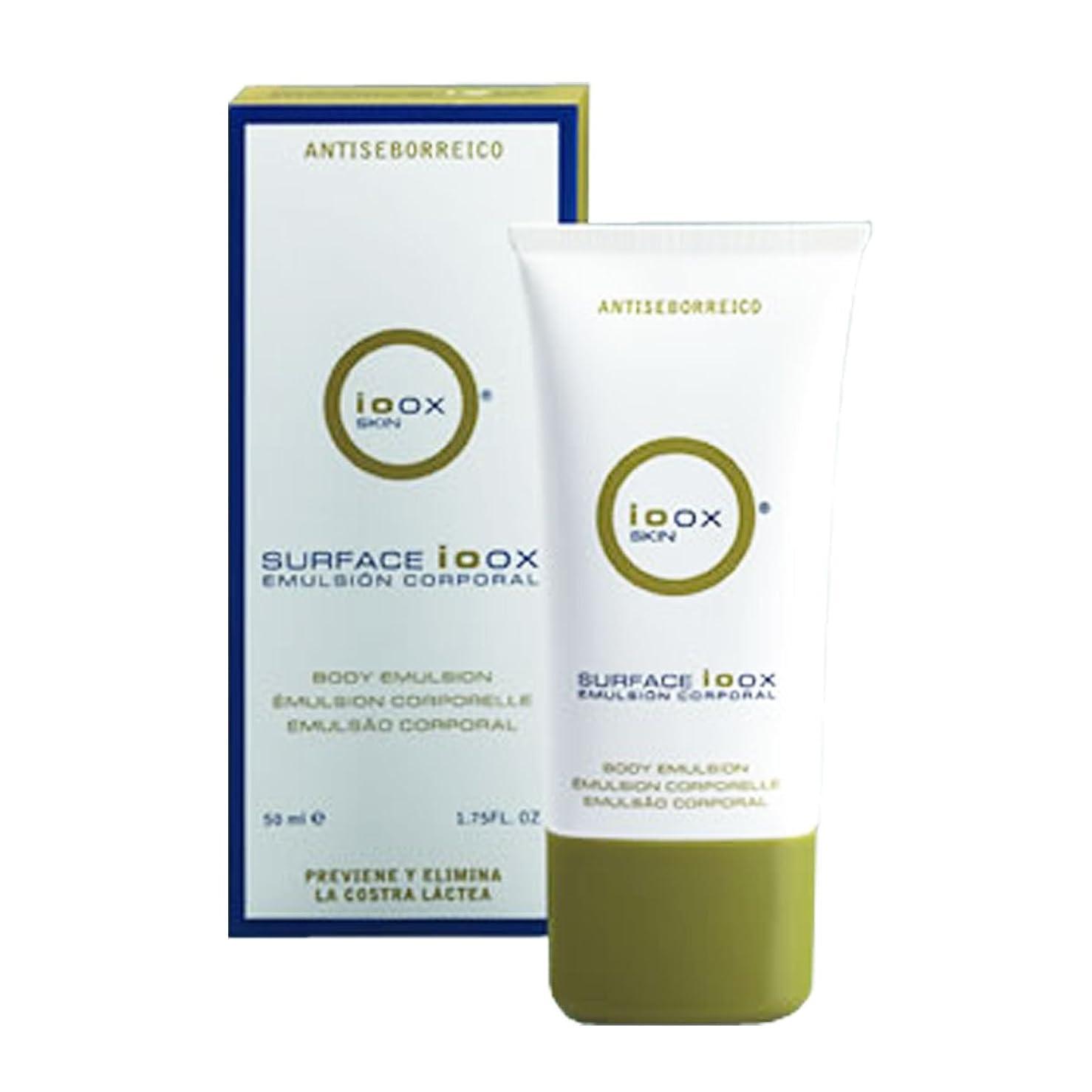 タバコ敵対的生物学Ioox Surface Body Emulsion 50ml [並行輸入品]