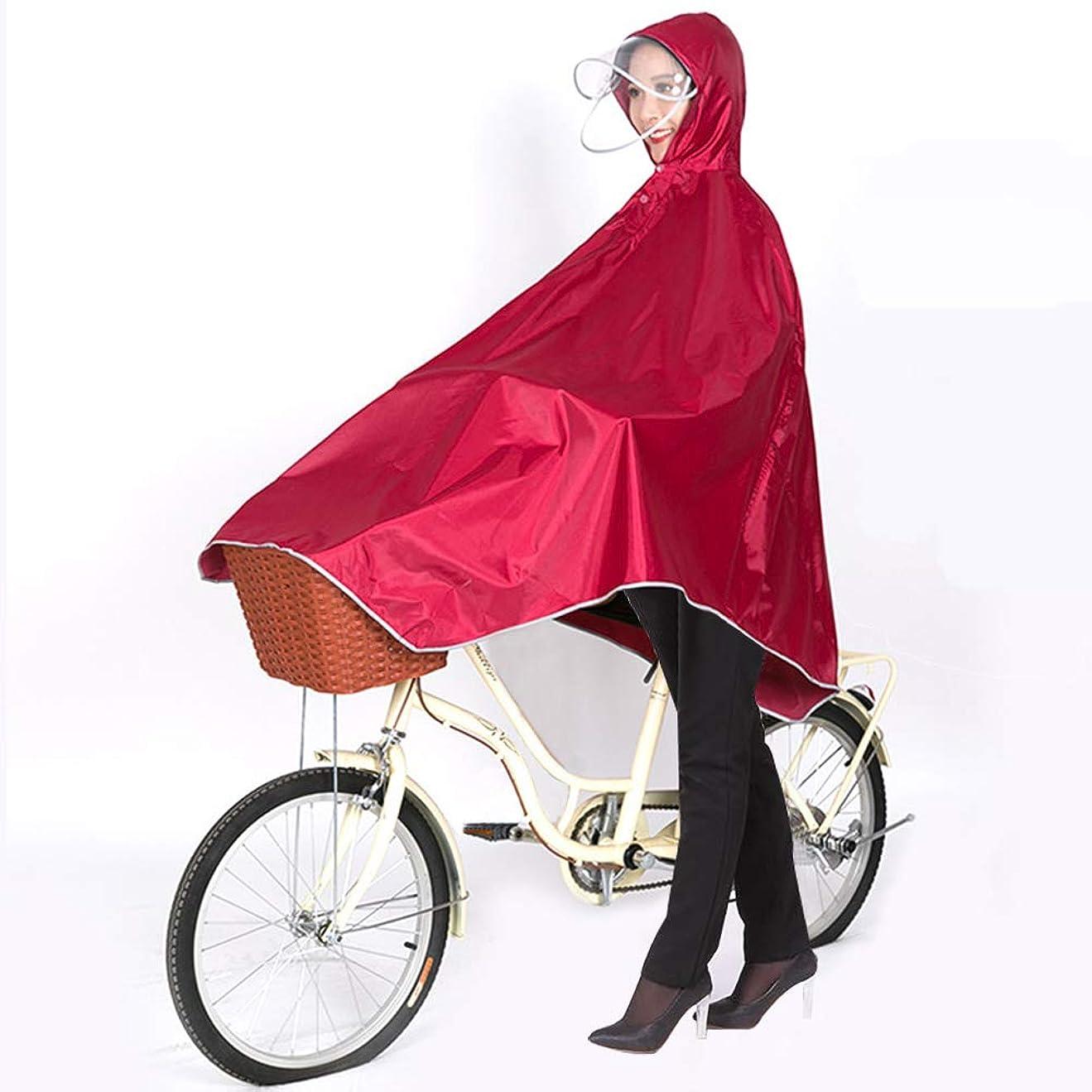 核すべて海軍zanyeing レインコート ポンチョ 男女兼用 レインウェア 自転車 雨具 ロング レインスーツ 大きいサイズ 帽子 リュック対応体重 バイク レインコート アウトドア 防水 軽量 通学 通勤に対応 フリーサイズ