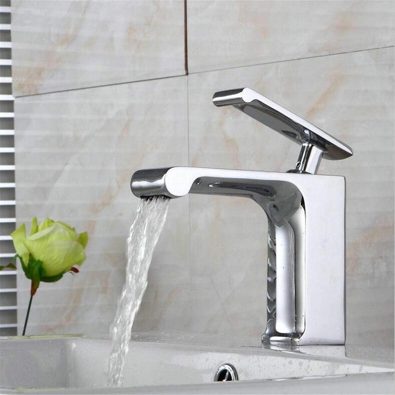 Unter Zhlerbecken Wasserhahn heies und kaltes Wasser Einloch Wasserfall Becken Wasserhahn Küchenhahn