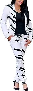 Best white pants suit outfit Reviews