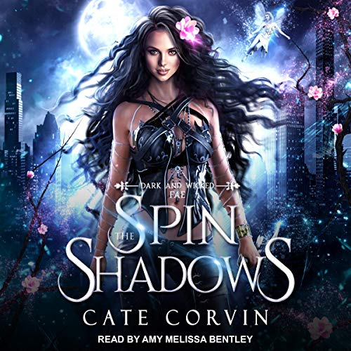 Spin the Shadows cover art