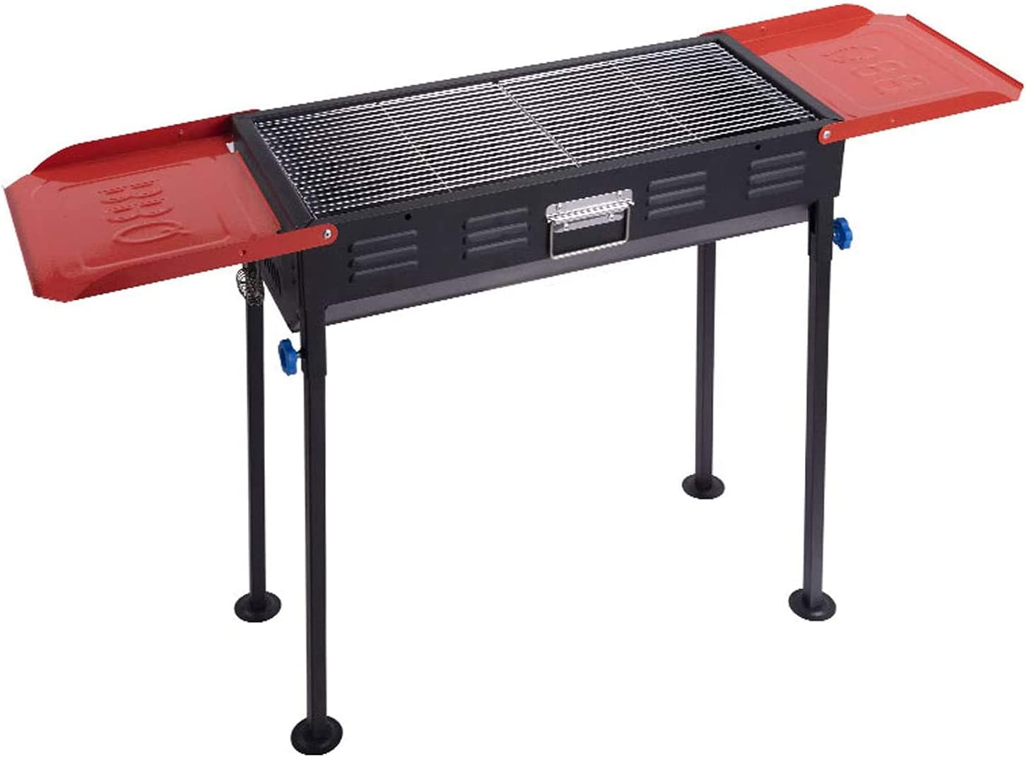 Portable Mail order Folding Charcoal Barbecue Outdoor Overseas parallel import regular item Stainless Steel Grill