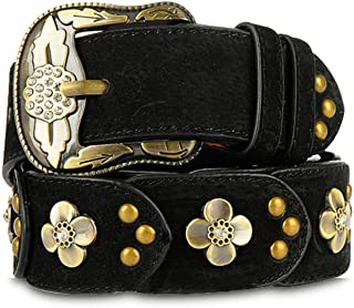 MoYoTo Women's Retro Vintage Genuine Leather 1.49