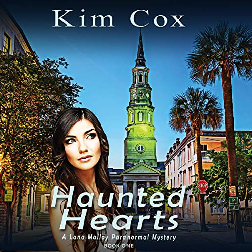 Haunted Hearts audiobook cover art