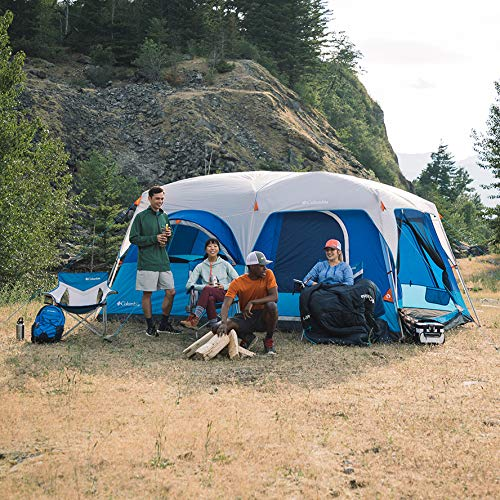 Columbia Mammoth Creek 10 Person Cabin Tent