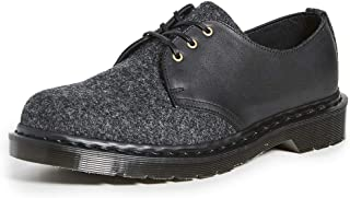 Dr. Martens Men's Made in England 1461 3 Eye Shoes