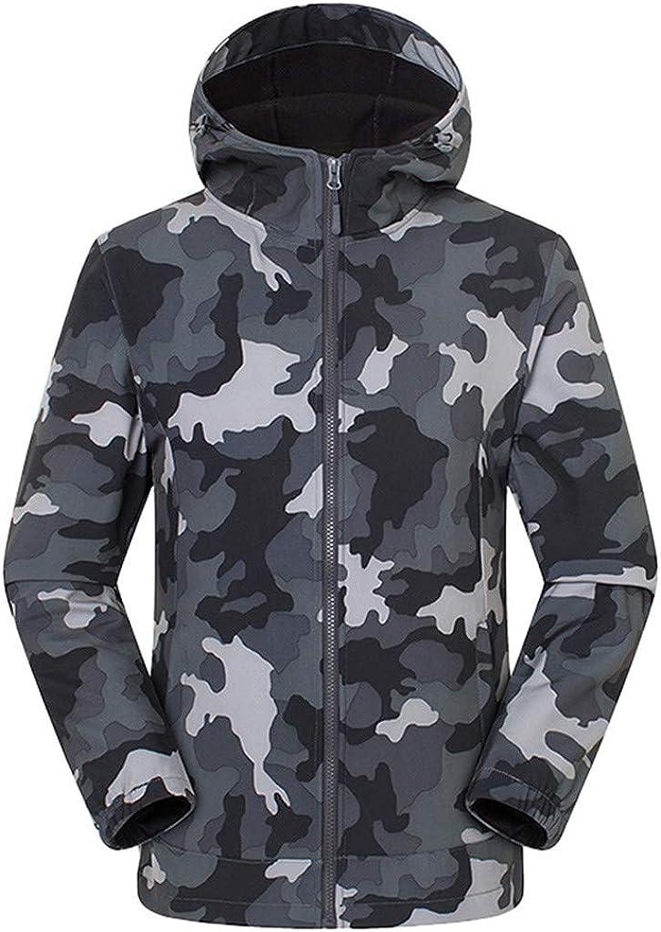 SOMESHINE Men's Waterproof Ski Jacket Warm Winter Snow Coat Mountain Windbreaker Hooded Raincoat