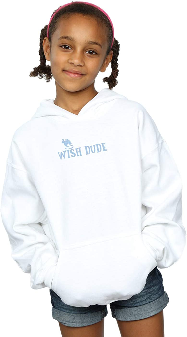 Disney Girls Aladdin Wish Dude Hoodie