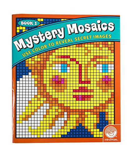 Mystery Mosaics: Book 1
