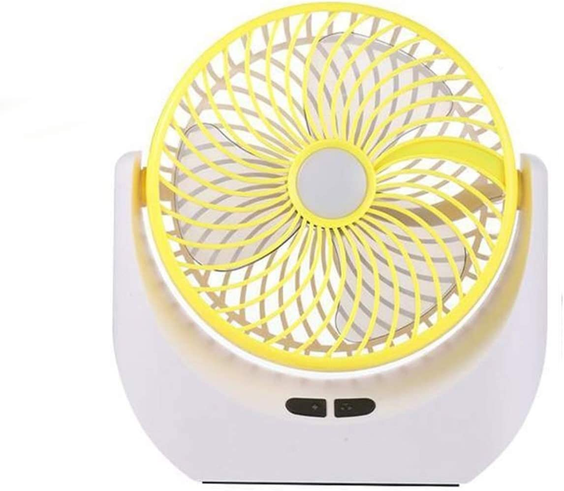 Fans Charging USB Table Fan Rotatable Light Great interest Night Solar Discount is also underway