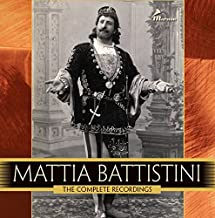 Mattia Battistini: The Complete Recordings