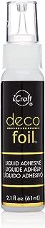 iCraft Deco Foil Liquid Adhesive, 2.1 Fl oz