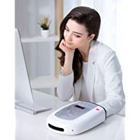 Breo iPalm520 Electric Acupressure Palm Hand Massage with Air Pressure Heat Compress and LCD Display
