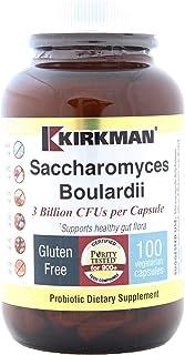 Kirkman Labs - Saccharomyces Boulardii 100 caps