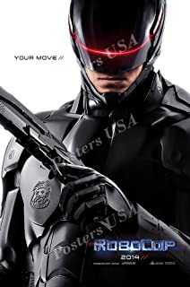 Posters USA - RoboCop 2014 Robo Cop Movie Poster GLOSSY FINISH - MOV701 (24