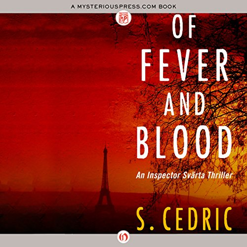 Of Fever and Blood audiobook cover art