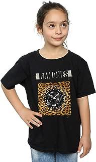Ramones Girls Safety Pins T-Shirt