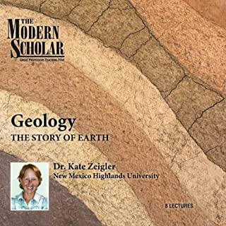 The Modern Scholar: Geology cover art