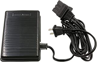 YICBOR Foot Speed Control Pedal+Cord for Brother XL3500 XL5010 634D 929D 760DE #J00360051