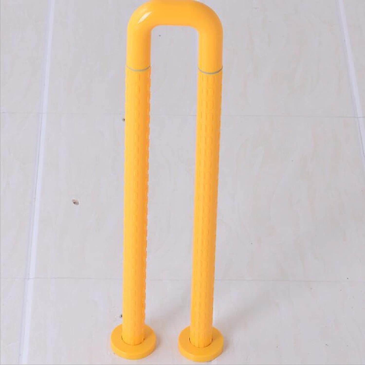 HQLCX Handrail Barrier Free U Handrails For Elderly People With Disabilities,Yellow