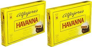 Havanna Alfajores Mix 2 Pack of 6 Alfajores