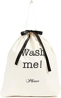 Women's Wash Me Travel Bag, Natural/Black, One Size