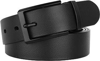 Drizzte Mens 28'' to 64'' Plus Size Ultra Tough Belt Waterproof Adjustable Cut to Fit Belts