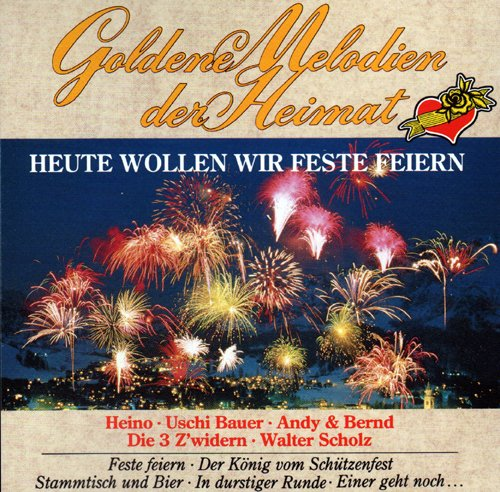 Einer geht noch - einer geht noch rein ! Feste feiern von Hamburg bis nach Bayern