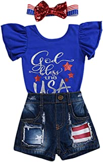 Onlybabycare Texas Toddler Boys Girls Short Sleeve T Shirt Kids Summer Top Tee 100/% Cotton Clothes 2-6 T
