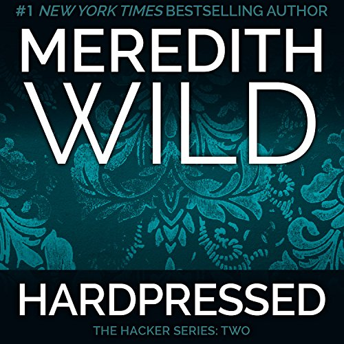 Hardpressed audiobook cover art