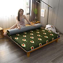 Tatami Mattress Thicken Folding Mattress Pad for Student Dormitory, Home, Bed, As Guests Sleeping Pad, Futon Mattress, Flo...