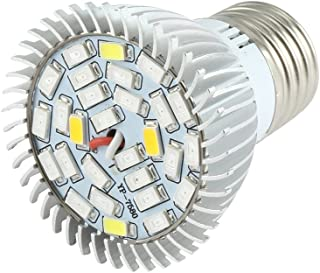 Aexit 10w (Lighting fixtures and controls) LED Grow Light Lamp Bulb Full Spectrum For Plant Flower (11ry251qf302) Garden H...