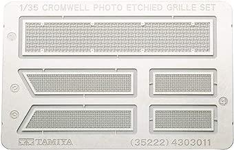 Tamiya 1/35 Military Miniature Series Cromwell Mk.IV etching grill Tamiya