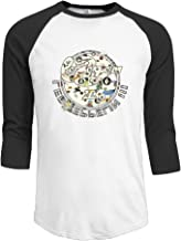 Men Led Zeppelin III Album Led Zeppelin Vintage 3/4 Sleeve Raglan Shirts