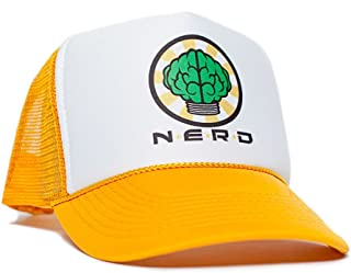 Unisex-Adult One-size Trucker Hat Gold