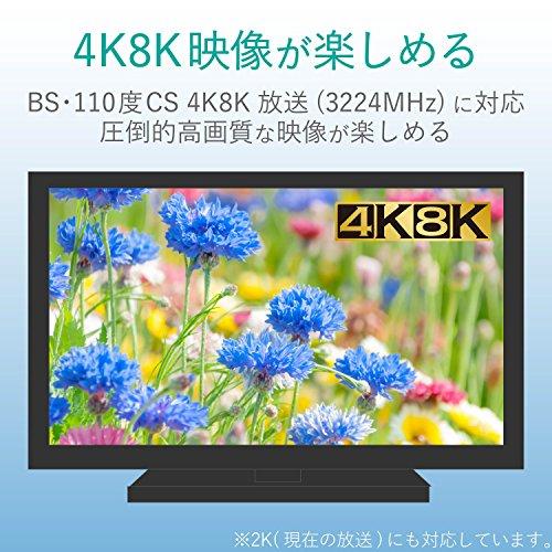 DXアンテナ『4K/8K対応ブースターCU43AS』