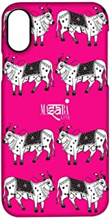 Macmerise IPCIPXPMS1226 Masaba Cow Print - Pro Case for iPhone X - Multicolor (Pack of1)